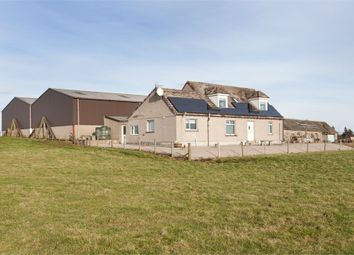 Thumbnail 3 bedroom detached house for sale in Fyvie, Fyvie, Turriff, Aberdeenshire
