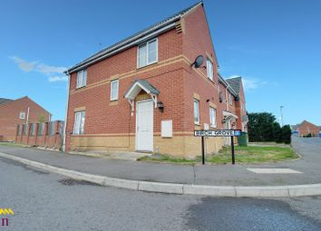 Thumbnail 3 bed end terrace house to rent in Birch Grove, Goole
