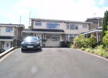 Thumbnail 3 bed semi-detached house for sale in Brierley Hill, Amblecote, Waterfall Road