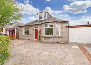 Thumbnail 4 bedroom detached bungalow for sale in 27 Craigmount Park, Corstorphine