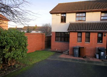Thumbnail 2 bedroom semi-detached house to rent in Redcroft Street, Danderhall, Midlothian