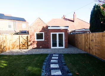 Thumbnail 2 bed bungalow for sale in Moorland Crescent, Bedlington