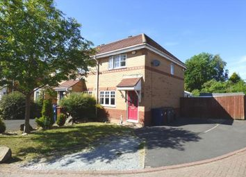 Thumbnail 3 bedroom semi-detached house for sale in Cloughfield, Penwortham, Lancashire, .