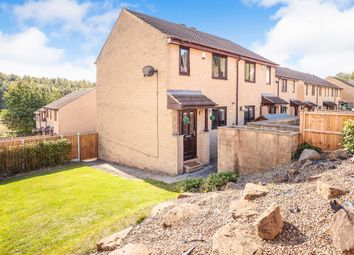 Thumbnail 2 bedroom end terrace house for sale in The Paddock, Earlsheaton, Dewsbury