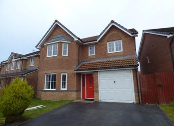 Thumbnail 4 bed detached house for sale in Mill Bank, Brymbo, Wrexham, Wrecsam