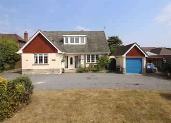 Thumbnail 3 bed detached house for sale in Farm Lane South, Barton On Sea, New Milton