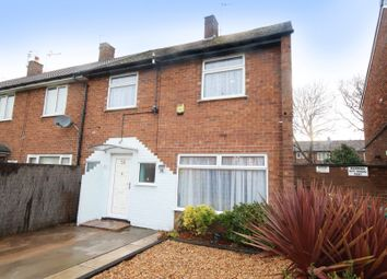 Thumbnail 3 bed end terrace house for sale in Livingstone Road, Moreton, Wirral