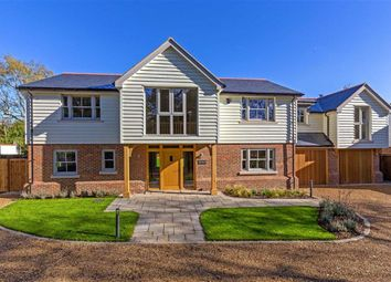 Thumbnail 5 bed detached house for sale in Perrywood Lane, Hertford, Herts