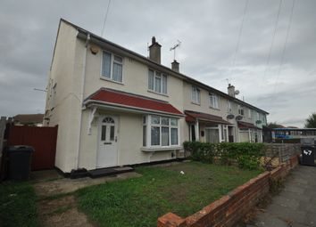 Thumbnail 3 bed terraced house to rent in Kingsley Avenue, Dartford