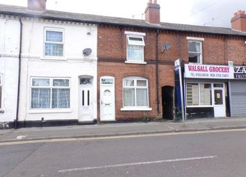 Thumbnail Property for sale in Milton Street, Walsall, West Midlands