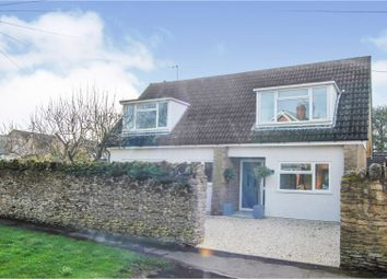 Thumbnail 4 bedroom detached house for sale in May Road, Turvey, Bedford