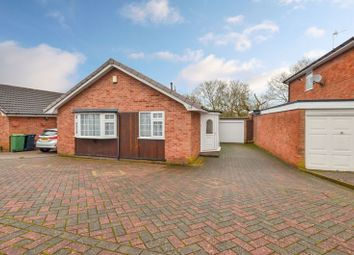 Thumbnail 2 bed detached bungalow for sale in Woodbury Road, Halesowen
