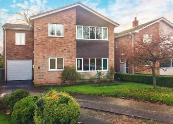 Thumbnail 4 bed detached house for sale in Baddiley Close, Baddiley, Nantwich, Cheshire