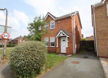 Thumbnail 3 bed detached house to rent in Whitebeam Row, Weaverham, Northwich