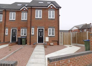 Thumbnail 3 bedroom town house to rent in Silverthorne Lane, Cradley Heath