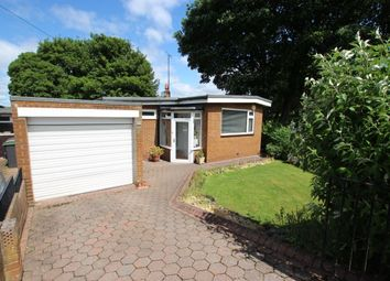 Thumbnail 3 bed bungalow for sale in Westwood Close, Burnopfield, Newcastle Upon Tyne