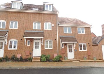 Thumbnail 3 bedroom terraced house to rent in Dingley Lane, Yate, Bristol