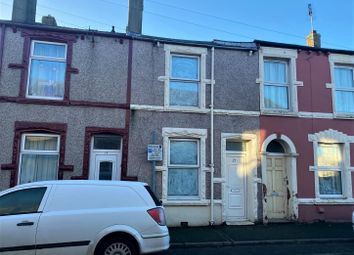 2 bed terraced house for sale in Roper Street, Workington CA14