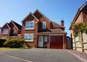 Thumbnail 4 bed detached house for sale in Castleford Road, Ludlow