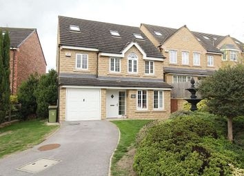 Thumbnail 4 bed detached house for sale in Swaithe View, Woolley Grange, Barnsley, West Yorkshire