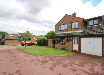 Thumbnail 4 bed detached house for sale in Paddock End, Denmead, Waterlooville