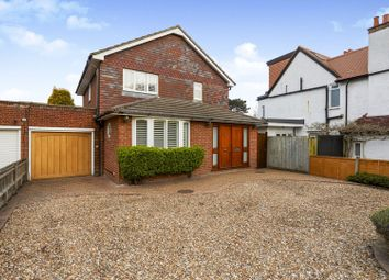 Thumbnail 4 bedroom link-detached house for sale in The Grove, West Wickham