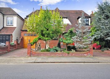 Thumbnail 4 bed detached house for sale in Lake Rise, Romford, Essex