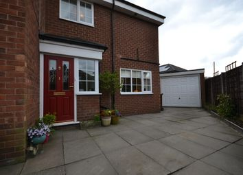 Thumbnail 4 bed semi-detached house for sale in Hayfield Avenue, Astley, Tyldesley, Manchester
