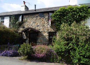 Thumbnail 2 bed terraced house for sale in Rowen, Conwy