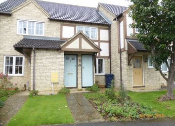 Thumbnail 2 bed terraced house to rent in Blackberry Grove, Bishops Cleeve, Cheltenham