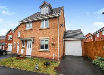 Thumbnail 4 bed detached house for sale in Clover Grove, Leekbrook, Staffordshire