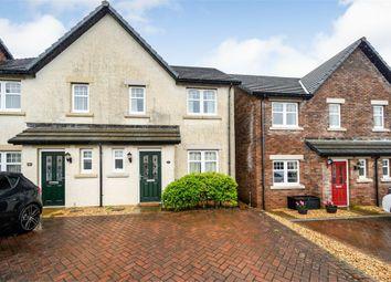 Thumbnail 3 bed semi-detached house for sale in Lingla Gardens, Frizington, Cumbria