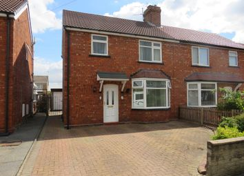 Thumbnail 3 bed semi-detached house for sale in Crook Lane, Winsford