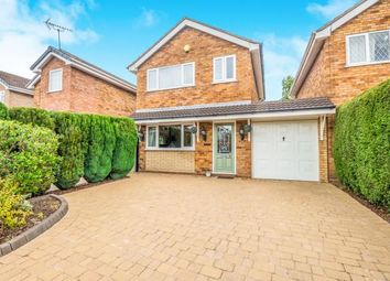 Thumbnail 3 bed link-detached house for sale in Dursley Close, Willenhall, West Midlands