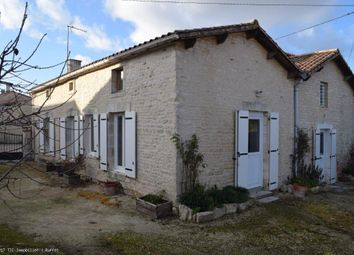 Thumbnail 3 bed property for sale in Villefagnan, Poitou-Charentes, 16240, France