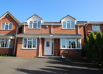 Thumbnail 4 bed detached house for sale in Damson Drive, The Rock, Telford