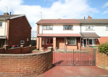 Thumbnail 3 bed semi-detached house for sale in St. Georges Road, Atherstone