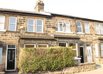 Thumbnail 2 bed terraced house to rent in Chatsworth Grove, Harrogate