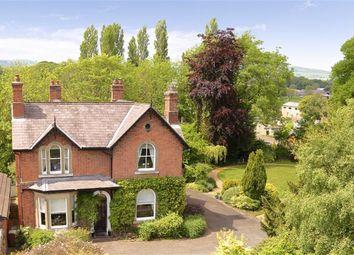 Thumbnail 4 bed detached house for sale in Rhoswiel, Weston Rhyn, Oswestry