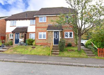 Thumbnail 2 bed maisonette for sale in Brimley Hill Court, St. Marys Road, Kingsclere, Newbury