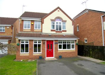 Thumbnail 4 bed detached house for sale in Rangewood Road, South Normanton, Alfreton