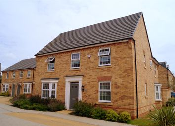 Thumbnail 4 bed detached house to rent in Marcellus Way, Fairfields, Milton Keynes