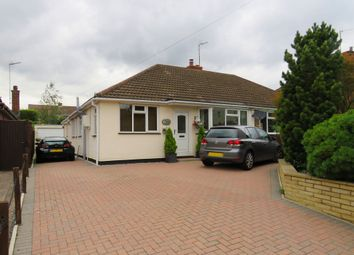 Thumbnail 3 bed semi-detached bungalow for sale in Shenley Road, Bletchley, Milton Keynes