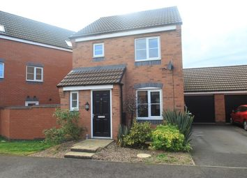 Thumbnail 3 bed property to rent in Long Swath Way, Birstall Leicester, Birstall