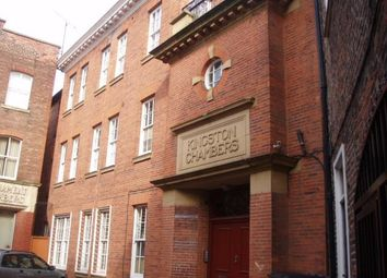 Thumbnail 2 bed flat for sale in Kingston Chambers, Old Town, Hull
