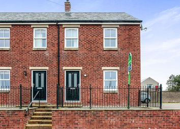 Thumbnail 3 bed terraced house for sale in Station Mews Station Road, Silloth, Wigton