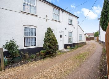 Thumbnail 2 bedroom end terrace house for sale in High Street, Fincham, King's Lynn