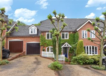 Thumbnail 4 bed semi-detached house for sale in The Mews, Farley Castle, Castle Hill, Reading