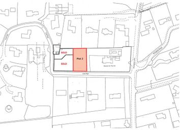 Thumbnail Land for sale in Plot 2, The Croft, Woodgates Lane, North Ferriby