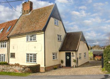 Thumbnail 5 bed end terrace house for sale in Old Hall Lane, Fornham St. Martin, Bury St. Edmunds